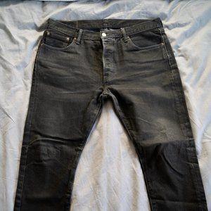 Levi's 501 S (501 Skinny) Black